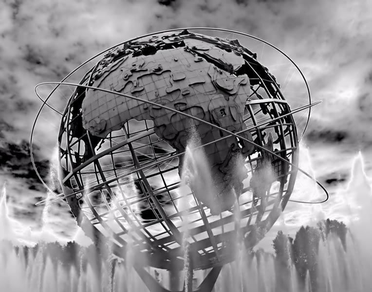 World's Fair Globe