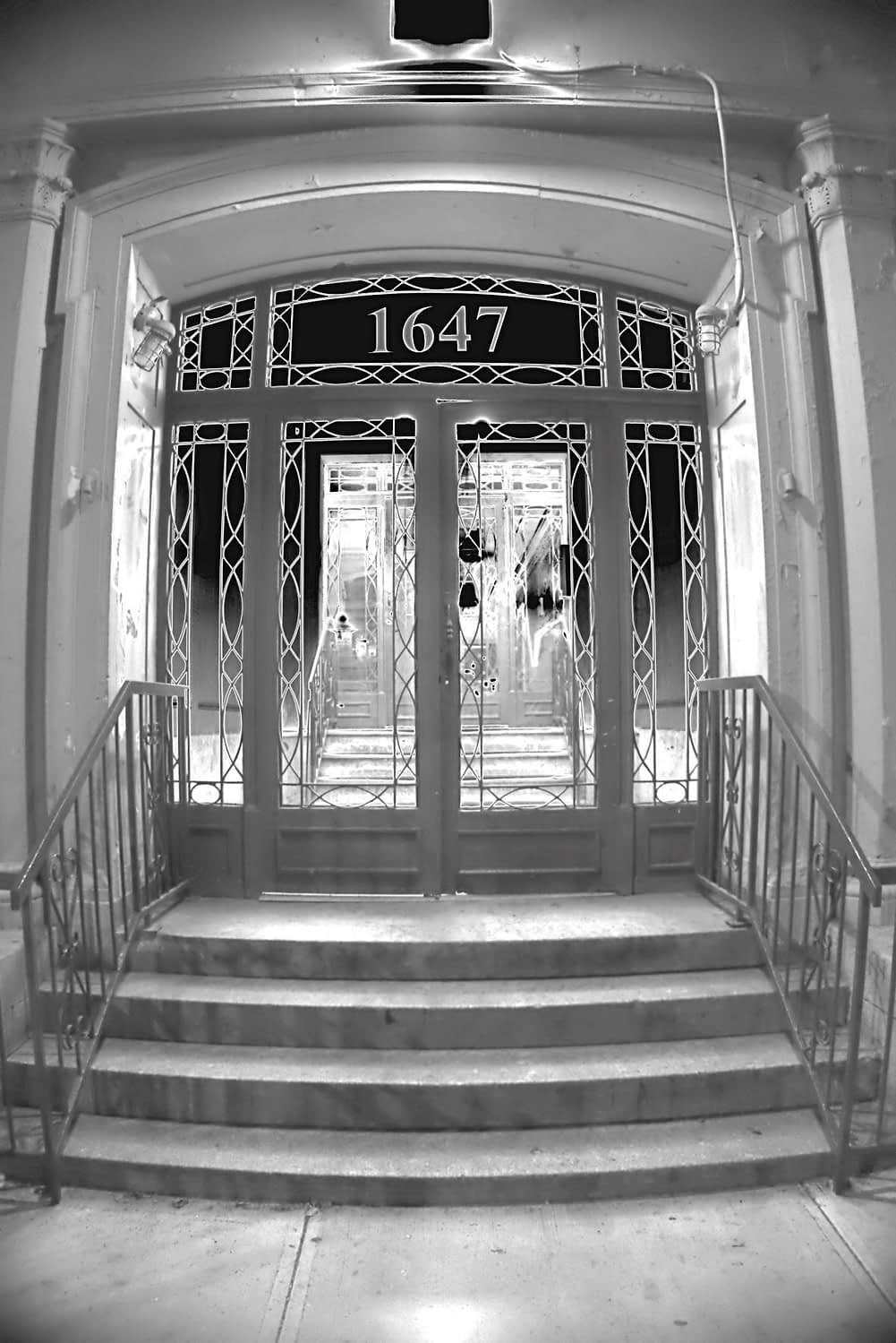 Brooklyn Doorway