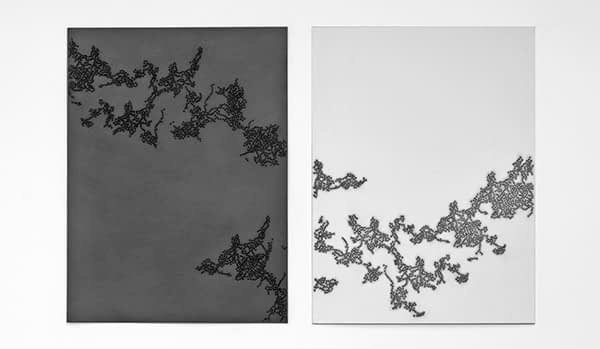 Inscape Series (Diptych, Fenghuang #1)