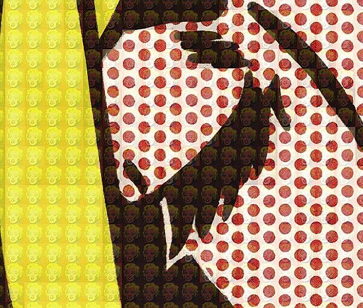 Lichtenstein Sleep Vs. Warhol Marilyn
